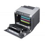 Почему принтер печатает белые листы?