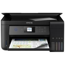 Epson ET-2750 (оригинальная СНПЧ) отпечатано 741 страница Б.У.