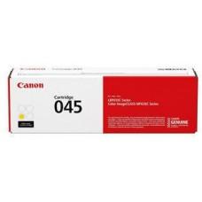 Картридж Canon i-sensys: LBP611Cn / LBP613Cdw / MF631Cn / MF633Cdw / MF635C ( Canon 045 ) Yellow Original