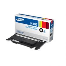 Картридж Samsung CLP-325K (CLT-K407S) Original, 2 сорт