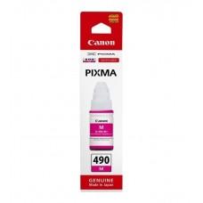 Чернила CANON GI-490 PIXMA G1400/G2400/G3400 (Magenta) (0665C001) 70 мл