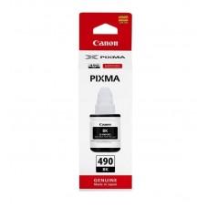 Чернила CANON GI-490 PIXMA G1400/G2400/G3400 (Black) (0663C001) 135 мл