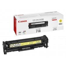 Картридж Canon  718 Yellow Original