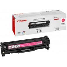 Картридж Canon  718 Magenta Original
