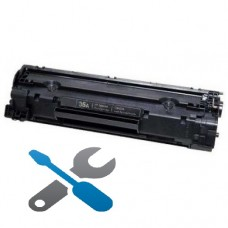 Восстановление картриджа HP CB435A