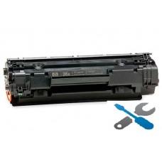 Восстановление картриджа HP CB436A