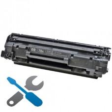 Восстановление картриджа HP CE278A