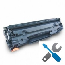 Восстановление картриджа HP CE285A